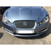 XF FRONT BUMPER COMPLETE WITH FRONT PARK AID 2008-2011