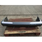 XJ8 REAR BUMPER HNF6586AEXXX WITH PARK AID