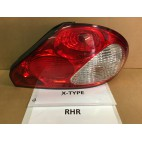 X-TYPE SALOON RHR LAMP C2S40487