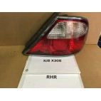 XJ8 RHR LAMP LNC4900CB  CHROME BEZEL