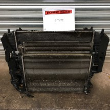 S-TYPE 4.2 SUPERCHARGED FULL RADIATOR PACK