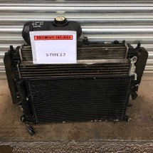 S-TYPE 2.7 FULL RADIATOR PACK