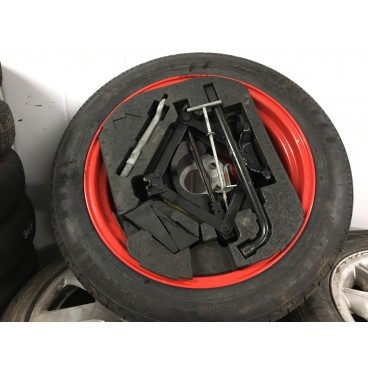 XF SALOON SPACESAVER WHEEL KIT