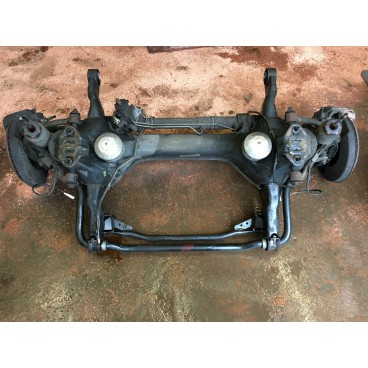 XJ8 X308 COMPLETE FRONT AXLE