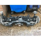 F-PACE 2.0D AWD COMPLETE REAR AXLE