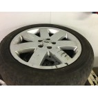 RANGE ROVER 20 INCH WHEEL SET WITH TYRES
