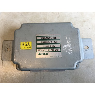 X-TYPE TRANSMISSION ECU 5X43-72401-BA parts from Eurojag for