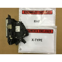 X-TYPE RHF DOOR LATCH RHD WITH DEADLOCKING C2S48920