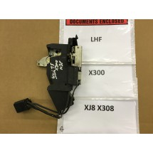 X300 / XJ8 X308 LHF DOOR LATCH RHD WITH DEADLOCKING GNA1081CG