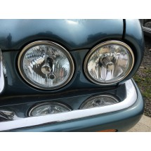 XJ8 X308 LH HEADLAMP UNIT COMPLETE