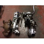 PAIR 3.0L TDV6 TURBOCHARGERS XF XJ X351