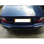 S-TYPE REAR BUMPER WITH PARK AID XR87635XXX