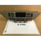 S-TYPE AIR CON CONTROL PANEL SABLE XR822294