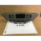 S-TYPE AIR CON CONTROL PANEL MINK XR822293