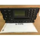 S-TYPE RADIO CD PLAYER XR856663