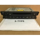 S-TYPE RADIO CD XR856067 WITH NAVIGATION