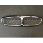 X-TYPE CHROME MESH GRILLE