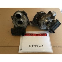 S-TYPE 2.7 TURBO PAIR LH & RH XR853069 & XR853070