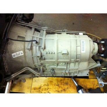 X350 S-TYPE 2.7 DIESEL AUTOMATIC GEARBOX C2C33745