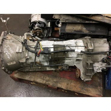 DISCOVERY 4 8 SPEED AUTO TRANSMISSION WITH TRANSFER BOX