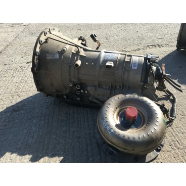 XF X351 3.0LD 6 SPEED AUTOMATIC GEARBOX C2D10565